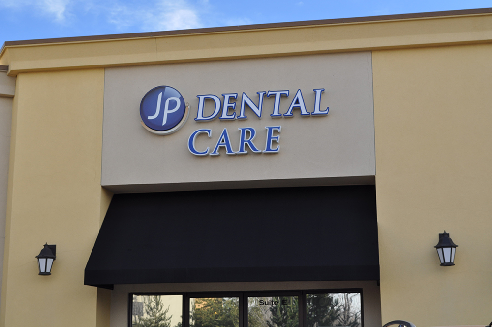 outside of JP Dental Care
